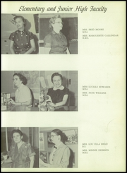 Page 17, 1958 Edition, Troup High School - Tiger Yearbook (Troup, TX) online yearbook collection