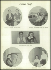 Page 8, 1958 Edition, Troup High School - Tiger Yearbook (Troup, TX) online yearbook collection