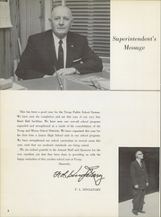 Page 10, 1960 Edition, Troup High School - Tiger Yearbook (Troup, TX) online yearbook collection