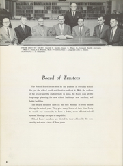 Page 12, 1960 Edition, Troup High School - Tiger Yearbook (Troup, TX) online yearbook collection