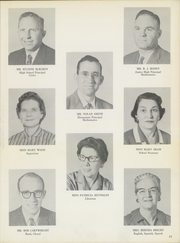 Page 15, 1960 Edition, Troup High School - Tiger Yearbook (Troup, TX) online yearbook collection