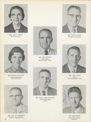 Page 16, 1960 Edition, Troup High School - Tiger Yearbook (Troup, TX) online yearbook collection