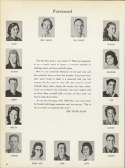 Page 6, 1960 Edition, Troup High School - Tiger Yearbook (Troup, TX) online yearbook collection