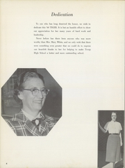 Page 8, 1960 Edition, Troup High School - Tiger Yearbook (Troup, TX) online yearbook collection