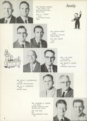 Page 12, 1962 Edition, Troup High School - Tiger Yearbook (Troup, TX) online yearbook collection