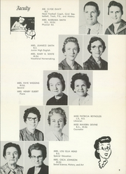 Page 13, 1962 Edition, Troup High School - Tiger Yearbook (Troup, TX) online yearbook collection