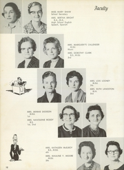 Page 14, 1962 Edition, Troup High School - Tiger Yearbook (Troup, TX) online yearbook collection