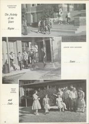 Page 16, 1962 Edition, Troup High School - Tiger Yearbook (Troup, TX) online yearbook collection