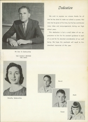 Page 7, 1962 Edition, Troup High School - Tiger Yearbook (Troup, TX) online yearbook collection