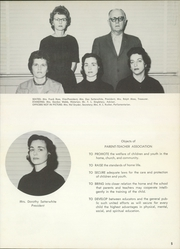 Page 9, 1962 Edition, Troup High School - Tiger Yearbook (Troup, TX) online yearbook collection