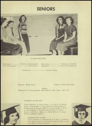 Page 10, 1953 Edition, Tatum High School - Eagle Yearbook (Tatum, TX) online yearbook collection