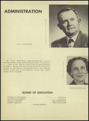 Page 6, 1953 Edition, Tatum High School - Eagle Yearbook (Tatum, TX) online yearbook collection
