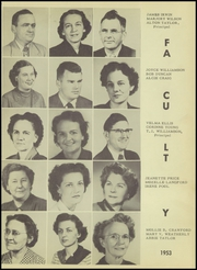 Page 7, 1953 Edition, Tatum High School - Eagle Yearbook (Tatum, TX) online yearbook collection