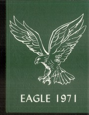 1971 Edition, Tatum High School - Eagle Yearbook (Tatum, TX)
