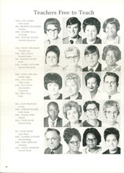 Page 14, 1971 Edition, Tatum High School - Eagle Yearbook (Tatum, TX) online yearbook collection