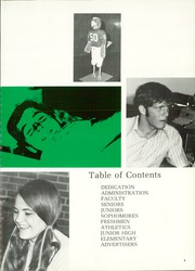 Page 7, 1971 Edition, Tatum High School - Eagle Yearbook (Tatum, TX) online yearbook collection