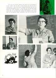 Page 8, 1971 Edition, Tatum High School - Eagle Yearbook (Tatum, TX) online yearbook collection