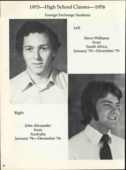 Page 46, 1976 Edition, Van Horn High School - Eagle Yearbook (Van Horn, TX) online yearbook collection