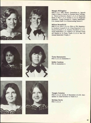 Page 49, 1976 Edition, Van Horn High School - Eagle Yearbook (Van Horn, TX) online yearbook collection
