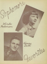 Page 14, 1947 Edition, Hamilton High School - Pioneer Yearbook (Hamilton, TX) online yearbook collection