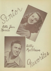 Page 9, 1947 Edition, Hamilton High School - Pioneer Yearbook (Hamilton, TX) online yearbook collection