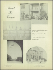 Page 10, 1951 Edition, Hamilton High School - Pioneer Yearbook (Hamilton, TX) online yearbook collection