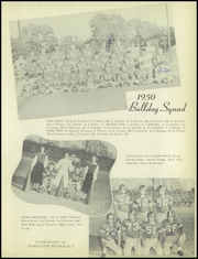 Page 15, 1951 Edition, Hamilton High School - Pioneer Yearbook (Hamilton, TX) online yearbook collection