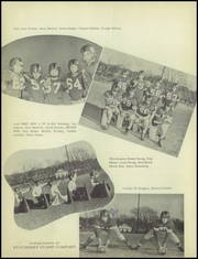 Page 16, 1951 Edition, Hamilton High School - Pioneer Yearbook (Hamilton, TX) online yearbook collection