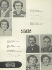 Page 16, 1952 Edition, Hamilton High School - Pioneer Yearbook (Hamilton, TX) online yearbook collection