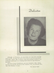 Page 6, 1952 Edition, Hamilton High School - Pioneer Yearbook (Hamilton, TX) online yearbook collection