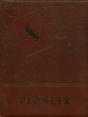 Hamilton High School - Pioneer Yearbook (Hamilton, TX) online yearbook collection, 1955 Edition, Page 1