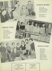 Page 10, 1956 Edition, Hamilton High School - Pioneer Yearbook (Hamilton, TX) online yearbook collection