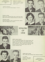 Page 13, 1956 Edition, Hamilton High School - Pioneer Yearbook (Hamilton, TX) online yearbook collection