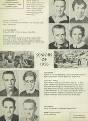 Page 14, 1956 Edition, Hamilton High School - Pioneer Yearbook (Hamilton, TX) online yearbook collection