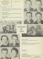 Page 15, 1956 Edition, Hamilton High School - Pioneer Yearbook (Hamilton, TX) online yearbook collection