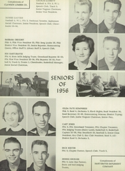 Page 16, 1956 Edition, Hamilton High School - Pioneer Yearbook (Hamilton, TX) online yearbook collection