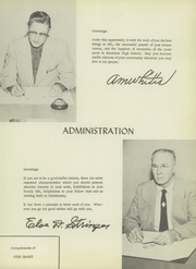 Page 7, 1956 Edition, Hamilton High School - Pioneer Yearbook (Hamilton, TX) online yearbook collection