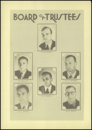 Page 12, 1937 Edition, McCamey High School - Badger Yearbook (McCamey, TX) online yearbook collection