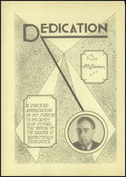 Page 8, 1937 Edition, McCamey High School - Badger Yearbook (McCamey, TX) online yearbook collection
