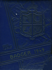 1949 Edition, McCamey High School - Badger Yearbook (McCamey, TX)