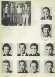 McCamey High School - Badger Yearbook (McCamey, TX) online yearbook collection, 1956 Edition, Page 102