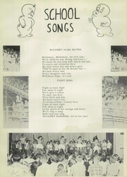 Page 8, 1956 Edition, McCamey High School - Badger Yearbook (McCamey, TX) online yearbook collection