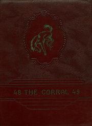 Page 1, 1949 Edition, Shallowater High School - Corral Yearbook (Shallowater, TX) online yearbook collection