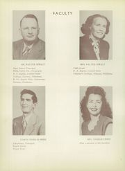 Page 12, 1949 Edition, Shallowater High School - Corral Yearbook (Shallowater, TX) online yearbook collection