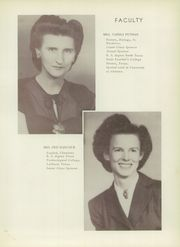 Page 13, 1949 Edition, Shallowater High School - Corral Yearbook (Shallowater, TX) online yearbook collection