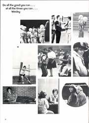Page 10, 1981 Edition, Shallowater High School - Corral Yearbook (Shallowater, TX) online yearbook collection