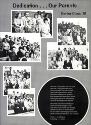 Page 3, 1981 Edition, Shallowater High School - Corral Yearbook (Shallowater, TX) online yearbook collection