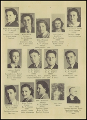 Page 9, 1941 Edition, Bullard High School - Panther Yearbook (Bullard, TX) online yearbook collection