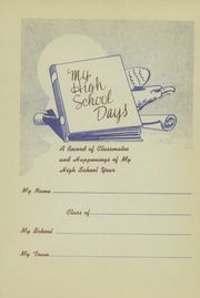 Page 5, 1945 Edition, Howe High School - Spotlight Yearbook (Howe, TX) online yearbook collection