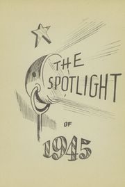 Page 7, 1945 Edition, Howe High School - Spotlight Yearbook (Howe, TX) online yearbook collection